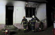 Při požáru domku na Znojemsku zemřely tři děti!