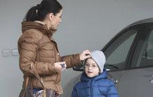 Michaela Kuklová: Tohle pro syna nechce...