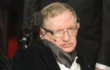 Zemřel nejslavnější fyzik Stephen Hawking (†76): Týrání druhou manželkou nikdy nepřiznal