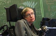 Hawkingovi dali poslední sbohem