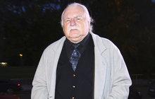 Bývalý ředitel Národní galerie Milan Knížák (77) čelí trestnímu oznámení: Nařčen z dětské pornografie!