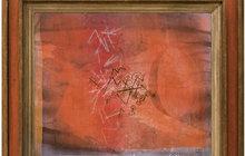 Uložit peníze do umění je stále oblíbenější. Obraz Jindřicha Štyrského Déšť z roku 1927 se v sobotu v pražském Obecním domě vydražil za 15,5 milionu korun.