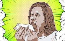 Pylová sezóna je skoro tu: Zatočte s alergií! 2. část