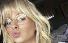 »Malá« sestřička Kate Moss: Studium zásadně ve vaně