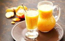 Jarní očista: Citrusový fresh se zázvorem