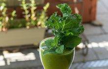 Jarní očista: Zelené smoothie s řapíkatým celerem