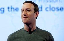 Majitel Facebooku Mark Zuckerberg: Nezodpovědné přerostlé děcko!