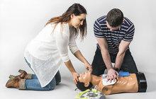 LEXIKON ZDRAVÍ - První pomoc: Resuscitace