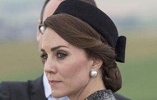 Vévodkyně Kate: Nechutné spiknutí odhaleno!