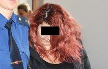 Za utýrání Janičky (†2) devět let vězení: Tohle vše pěstounka dítěti prováděla!