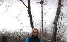 Učitelka Darina Nešporová (41): Hocha (6) zachránila vlastním tělem