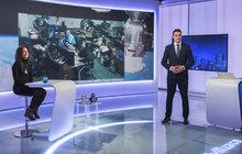 První rozhovor z oběžné dráhy pro ČT: Astronaut s českou tchyní!