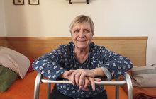 Herečka Jaroslava Obermaierová (72): Proč svoje dubnové narozeniny neslavila?