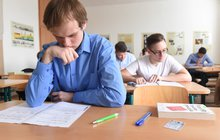 Matematika je nejméně oblíbeným předmětem. Z maturity kvůli ní propadlo 22,3 procenta letošních účastníků zkoušky z dospělosti.