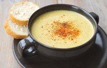 Chutný oběd: Květáková polévka s brambory
