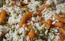 Lehká večeře: Mexické rizoto s pikantní zeleninou