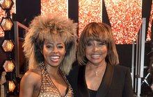 Rocková babička Tina Turner (78):  Přišla na »ségru«!