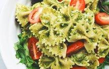 Vaříme s medvědím česnekem: Rychlé těstoviny