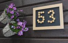 Vytvořte si originální nápis nebo domovní číslo!