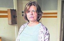 Herečka Andrlová (57): Skončila na odvykačce v léčebně