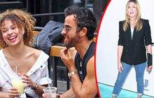 Theroux má novou přítelkyni a Aniston zraněnou ruku: Mlátila vzteky do zdi?!