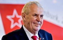 První český prezident na sjezdu komunistů: Soudruzi a soudružky, nepromarněte příležitost