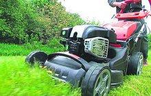Velký test rotačních sekaček pro střední zahrady: Nedejte trávě žádnou šanci!
