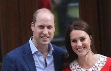 Princ William a jeho Kate: Konečně viděli Archieho!