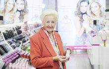 Žena týdne: První dáma české kosmetiky Olga Knoblochová slaví 85 let!
