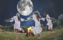 Užijte si MAGICKÝ ÚPLNĚK! Čarodějnice přinesou pořádnou»divočinu«