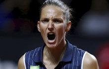 Okradená Plíšková: Vzteky zničila umpire!