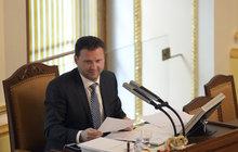 Vondráček o jednání s ČSSD: Plán »B« nemáme!