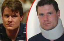 Hvězda Vyprávěj Ondřej Veselý dva roky po brutálním napadení: Má bolesti páteře i hlavy!