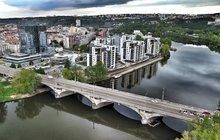 Osud »Libeňáku« v Praze je ohrožen: Most nemá naději!