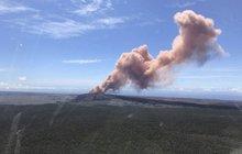 Na Havaji žádná havaj: Sopka Kilauea děsí celý ostrov!
