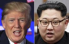 Potvrdil svou pověst neřízené střely! Americký prezident Donald Trump (71) nečekaně zrušil dlouho očekávanou schůzku se severokorejským vůdcem Kim Čong-unem (34).