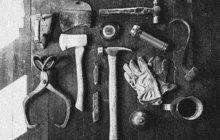 Nebezpečnou pětičlennou mezinárodní lupičskou bandu pozatýkalo klatovské četnictvo v březnu 1932. Stalo se tak na základě upozornění »pozorného občana«.