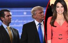 Rozvod Trumpova syna: Donald junior už má novou