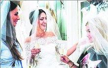 Bučková chystá svatbu: Už vybrala šaty