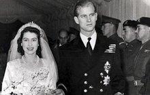 9 pikanterií ze svatby Alžběty II.! Jednu věc královna nikdy neprozradila...