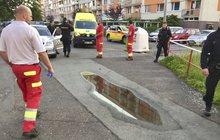 Zbytečný výjezd záchranářů v Hradci Králové:  Sranda stála přes 10 tisíc!