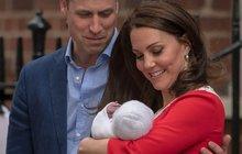 Mega dohady fanoušků: Je Louis po Kate, nebo Williamovi?