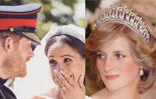 Harryho osudové rozhodnutí: Nad Meghan se vznáší mrazivý přízrak princezny Diany (†36)!