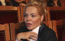 Dagmar Havlová (65): Úraz, bolest, a teď...NÁROČNÁ OPERACE
