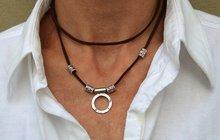 Inspirace od designérky Martiny: Originální letní šperky...