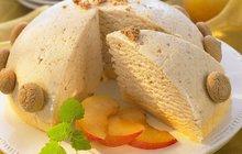 Mangová zmrzlinová bomba