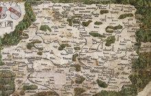 Města husitská, katolická, královská či panská. Tak dělí České království mapa, kterou vytvořil mladoboleslavský lékař a byla vytištěna v roce 1518 v Norimberku. Její originál je nyní k vidění na Přírodovědecké fakultě Karlovy univerzity.