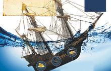 Odborníci mu přišili výstižnou přezdívku »svatý grál mezi lodními vraky«. Útroby španělské plachetnice San Jose, která před 310 lety ztroskotala nedaleko břehů Kolumbie, totiž ukrývají poklad v hodnotě až 375 miliard korun! A ten bude nejspíš už brzy vyzvednut!