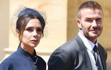 Záhada kyselé Posh rozluštěna: Beckham má průšvih!