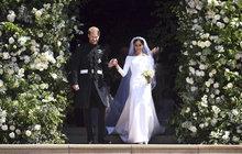 Pár týdne: Novomanželé Meghan & Harry už plní královské povinnosti!